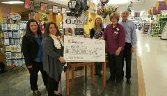 Stop and Shop donation photo 2017