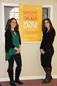 The Glasser Foundation - Katie and Lisa