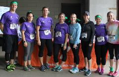 Y Staff at 5K in 2015