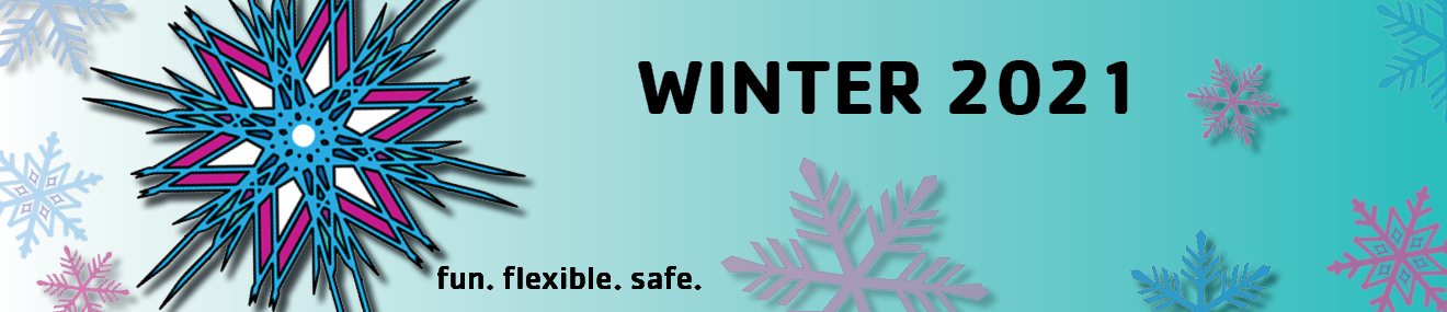 Winter 2021 - Website page wide banner